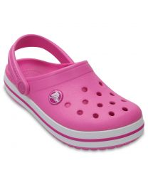 Kid's Crocband Clog Party Pink