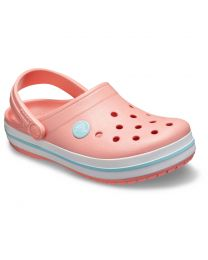 Kid's Crocband Clog K Melon/Ice Blue