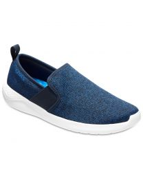 Men's LiteRide Slip-On Blue Jean/White