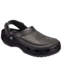 Men's Yukon Vista Clogs Black/Black