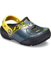 Kid's Crocs Fun Lab Iconic Batman Clog K Black